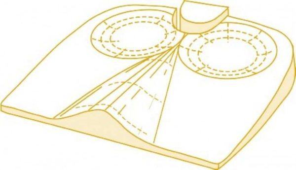 Sissel Sit Special 2 in 1 tekening