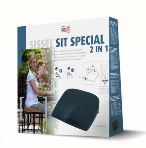 Sissel Sit Special 2 in 1 verpakking